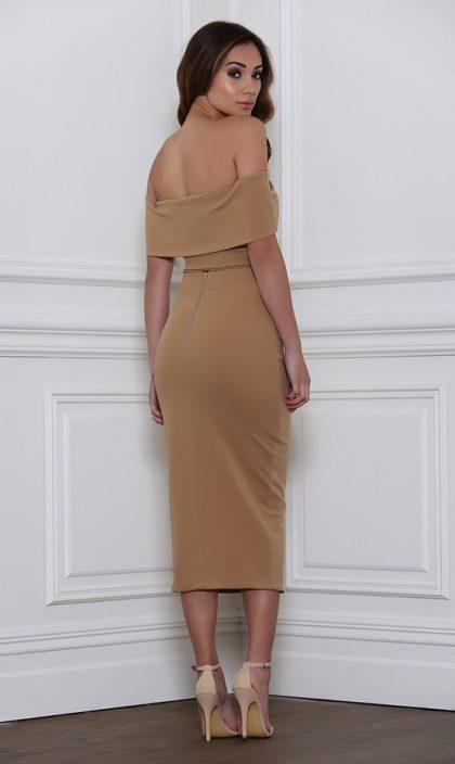 Reckless Skirt – Tan 3