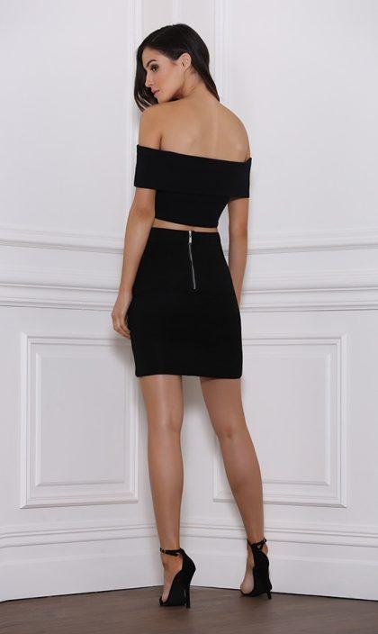 Ruby Skirt – Black 3