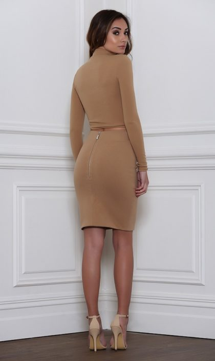 Ruby Skirt – Tan 3