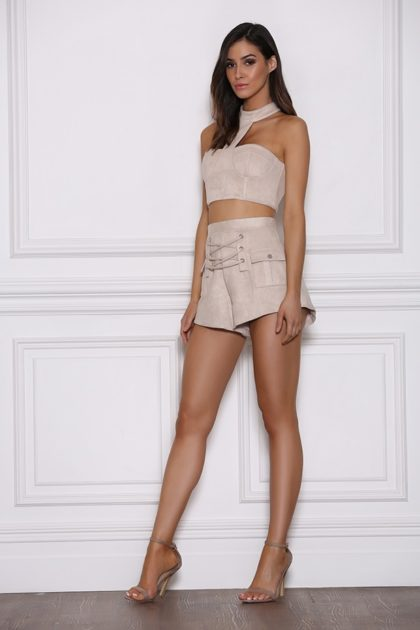 BR16-4019-BEYONCE-BUSTIER-SAND_BR16-2000-BEYOND-SUEDE-SHORTS-SAND-2
