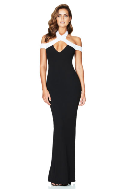 HOLLYWOOD-GOWN-BLACK-WHITE-F
